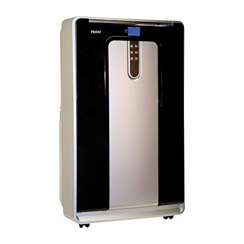 Haier HPND14XHT-E 14,000-BTU Portable Air Conditioner with Heat