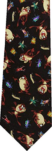 (Taz and bugs Looney Tunes new Novelty Necktie)