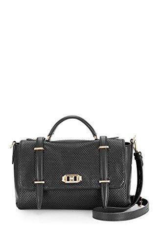 Rebecca Minkoff Military Satchel Bag, Black by Rebecca Minkoff