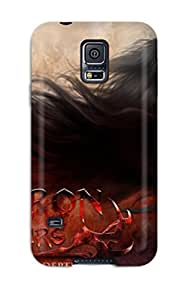 First-class Case Cover For Galaxy S5 Dual Protection Cover Cetron Wars