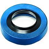 Anel de Vedação com Guia Plástico 10 Peças, Pincéis Atlas, Azul