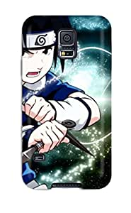 Top Quality Case Cover For Galaxy S5 Case With Nice Naruto Shippudens For Desktop Appearance