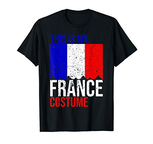 Halloween Costumes France (Vintage This is my France Flag Costume design For Halloween)