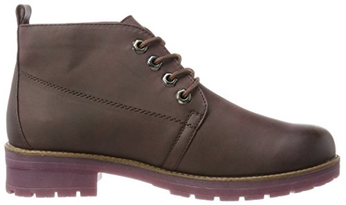 Marco Tozzi Women's 25212 Boots, Red Red (Merlot Antic 582)