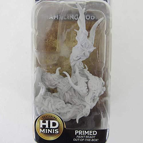 Shambling Mound Wizkids WZK73403 Dungeons /& Dragons Nolzur`s Marvelous Unpainted Miniatures