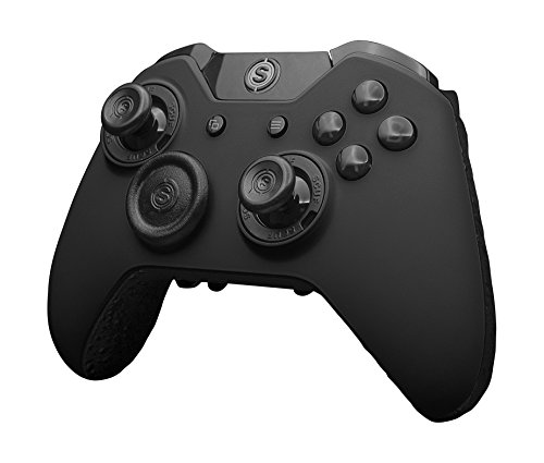 SCUF Infinity1 Stealth Soft Touch Controller for Xbox (Scuf Controllers Xbox 1)