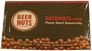 product image for Beer Nuts Original Peanut, 3 Ounce - 12 per pack -- 48 packs per case.