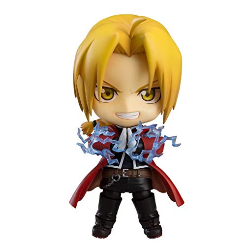 - Yang baby Full Metal Alchemist: Edward Elric Nendoroid Action Figure-Height is About 3.9 Inches