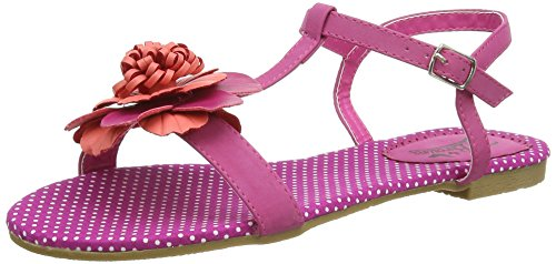 Joe Browns Sunset Boulevard Sandals - Sandalias Mujer Rosa - Pink (A-Pink)
