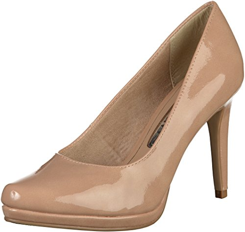 Tamaris Damen 22448 Pumps Nude