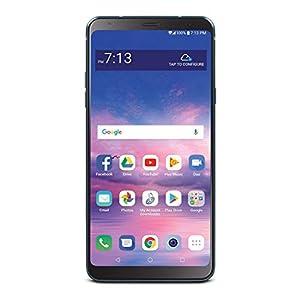 TracFone Carrier-Locked LG Stylo 4 4G LTE Prepaid Smartphone – Black – 16GB – Sim Card Included – CDMA