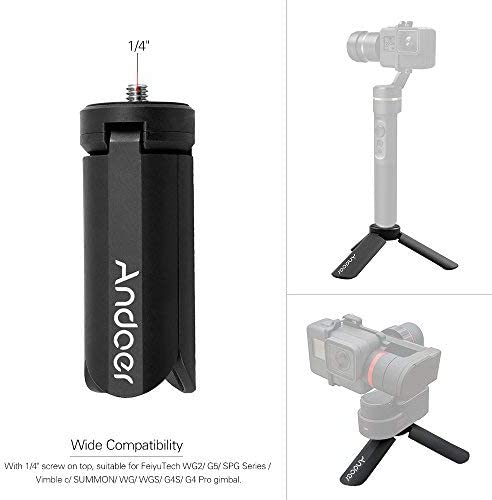 G5 G4 SPG Gimbal Stabilizer FeiyuTech Extension Rod Selfie Stick for Summon