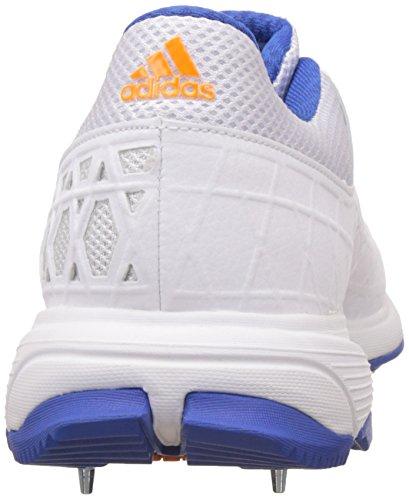 Scarpe Da Cricket Adidas Uomo Sl22 Full Spike Ii Bianche