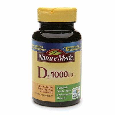 Nature Made Vitamine D3 1000 I. U., 560 comprimés