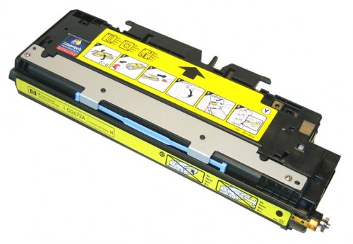 HP 309A Q2672A Yellow TONER CARTRIDGE for HP 3500 HP 3550