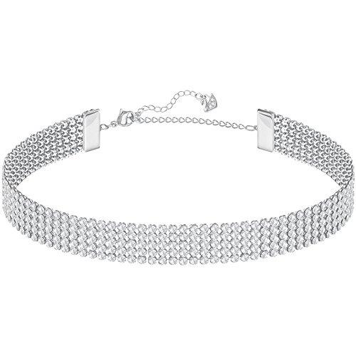 Swarovski Fit Choker Necklace Cry/Pds, 5299886