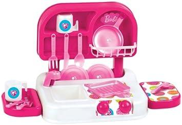 Faro - Vajilla de Juguete Barbie (Toys SR1110) [Importado]: Amazon ...