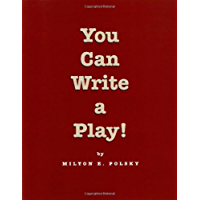 You Can Write a Play! (Applause Books) book cover