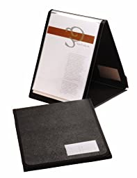 Cardinal Easel ShowFile Presentation Book, 11-Inch x 8-1/2-Inch, Vertical (52111)