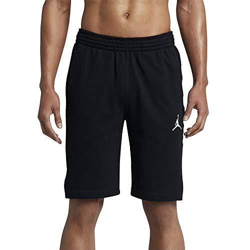 Nike Mens Jordan Flight Light Basketball Shorts Black/White 809454-010 Size Small