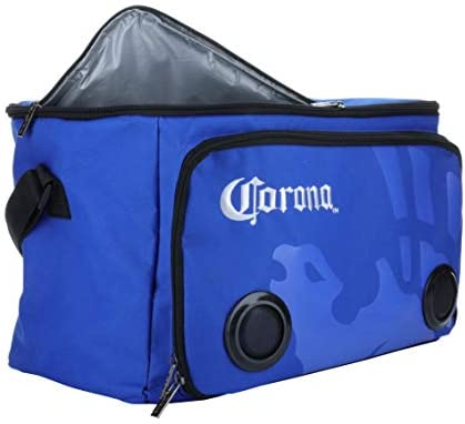 Corona Speakers Insulated Lasting Rechargeable