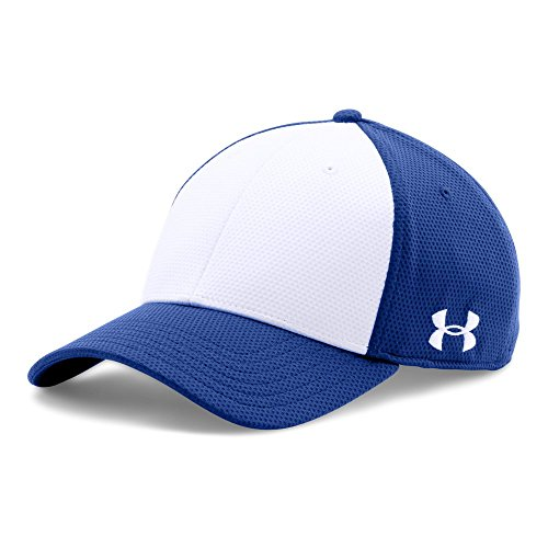 dc19747fc10 Under Armour Men s Armour color blocked stretch fit cap - Buy Online in Oman.