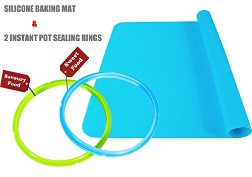 Silicone Sealing Ring Baking Instant