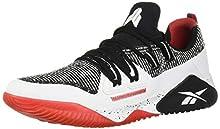 Reebok Men's JJ III Athletic Shoe, Black/Rebel Red/White, 8.5 M US