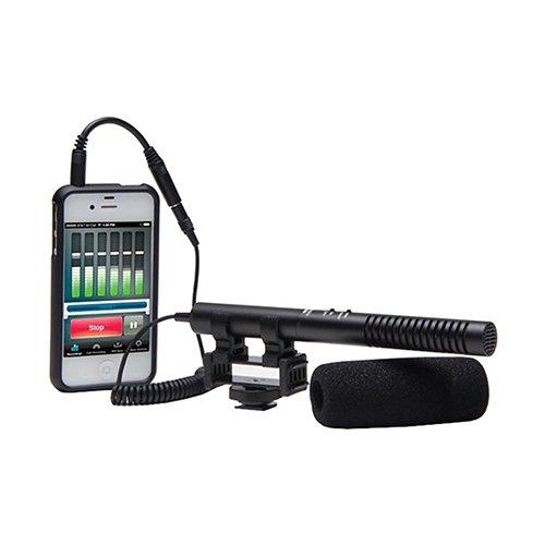 Azden SGM-990 DSLR Shotgun/Omni Microphone - Se Vids