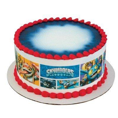 Skylanders Strips Licensed Edible Cake Topper #58131 for $<!--$9.95-->