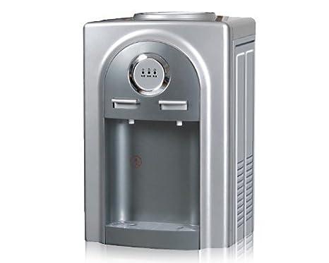 IcebergFresh IceDesk ICEF 127 - Dispensador de agua fría o caliente (silencioso)