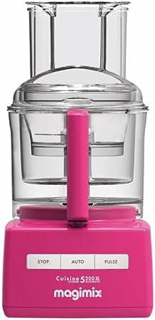 Magimix CS 5200 XL Premium - Robot de cocina (Rosa): Amazon.es: Hogar
