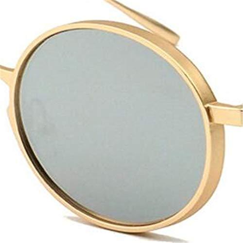 soleil soleil cadre Pour lunettes Ocean Gradient soleil lunettes Les Style de Polygon Coupe de lunettes métal lunettes Lunettes Color soleil de unisexe soleil Joker Punk en Femme Or de Petit Qualité de qqRBCW6