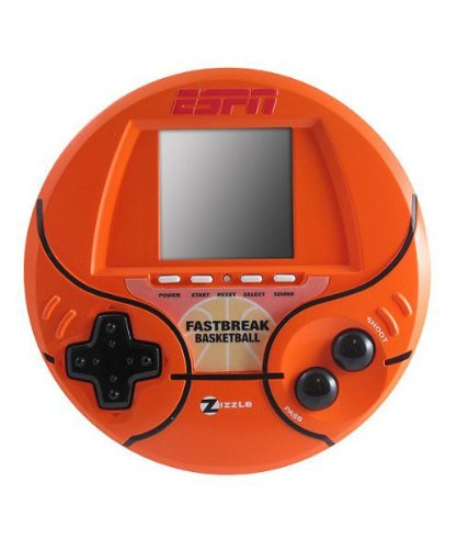 Espn Hand Held Fastbreak Basketball Game