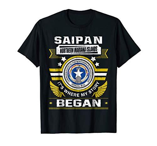 Saipan, Northern Mariana Islands Shirt ()