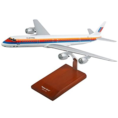 Mastercraft Collection Douglas DC-8-71/73 United Model Scale:1/100