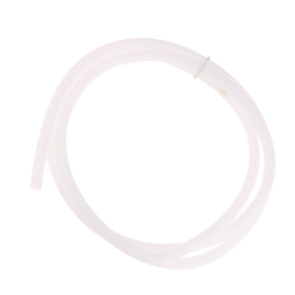 SIENOC 2x 1M PTFE Teflon Tube 2mm ID 4mm OD For 1.75mm Filament 3D Printer