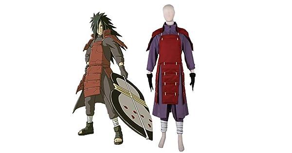 Amazon.com: Naruto Shippuden Uchiha Madara - Disfraz de ...