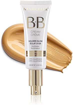 Marcelle BB Cream Illuminator, Golden Glow, 1.6 Ounces