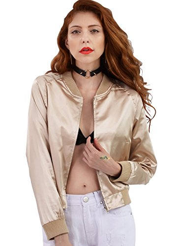 Quilted Satin Jacket - 3