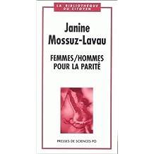FEMMES/HOMMES POUR LA PARITÉ
