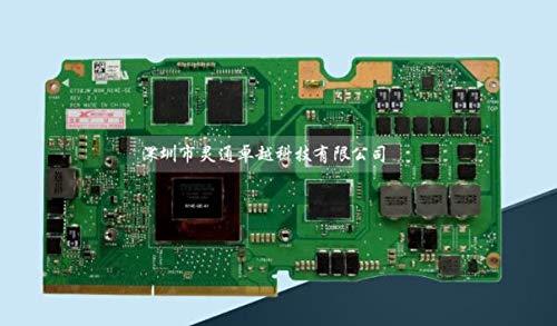 Calvas MXMIII VGA Video Card Graphic card GTX 765M 770M 780M 860M 870M For ASUS G750J G750JH G750JW G750JS G750JM G750JX G750JZ laptop