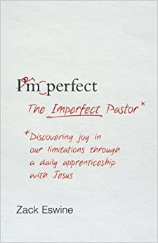 Book The Imperfect Pastor