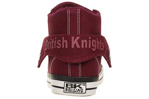 British Knights ROCO HOMMES BASKET MONTANTE