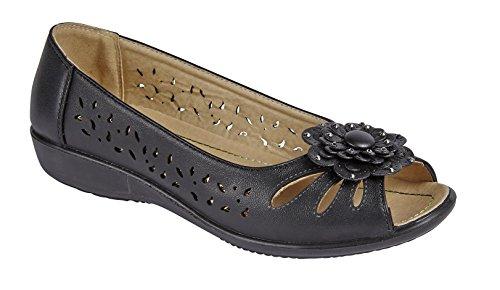 Shoe TreePeru - zapatilla baja mujer Negro - negro