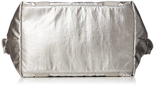 Silver Kipling Y Beige Silver Sac cm de Argent 45 Beige Argent Art voyage 8rpqw8Z