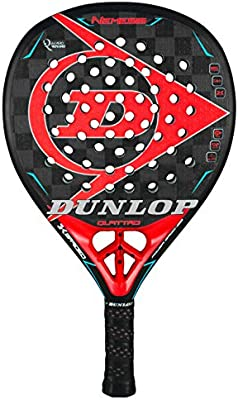 Amazon.com : Dunlop Sports Nemesis (Moyano) Padel Racquet ...