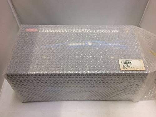 京商 1/18 ランボルギーニ カウンタック LP500S ウルフカウンタック2号車 ブルー 後期型