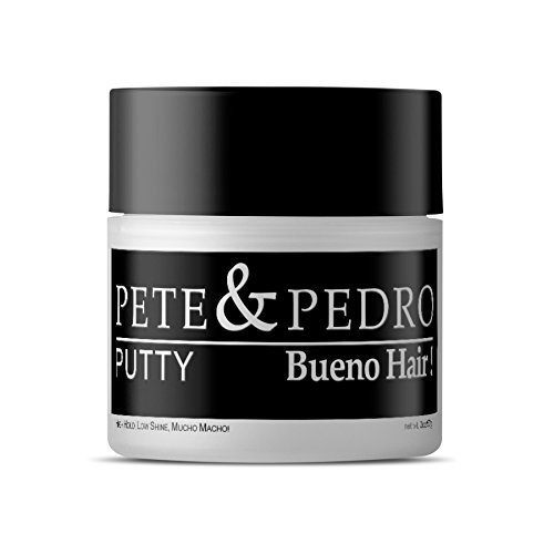 Pete and Pedro Putty - Hair Putty for Men with Strong Hold and Matte Finish