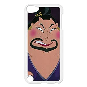 iPod Touch 5 Case White Mulan Character The Matchmaker Nhxem